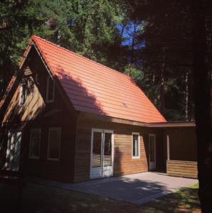 vakantiehuisje in het bos te huur natuurhuisje in Norg